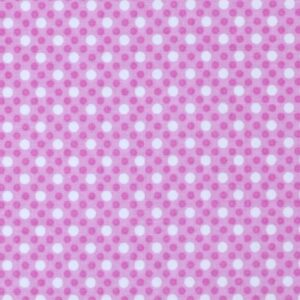 Dim Dots By Michael Miller - Orchid