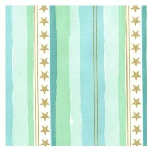 Magic Flannel By Sarah Jane For Michael Miller - Aqua