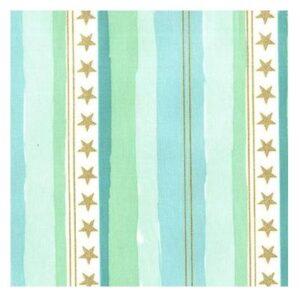Magic Flannel By Sarah Jane For Michael Miller - Aqua