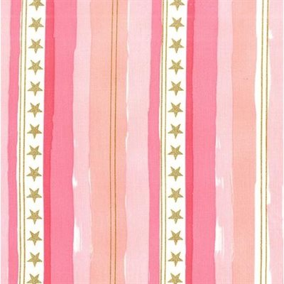 Magic Flannel By Sarah Jane For Michael Miller - Pink