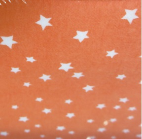 Puddle Play Flannel By Michael Miller - Sorbet