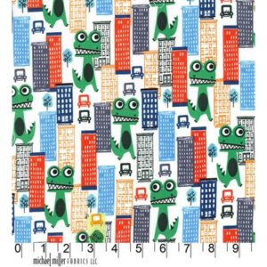 Loose In The City By Michael Miller - Brite