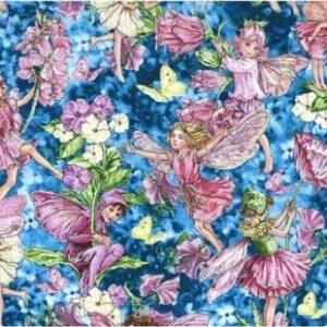 Fairies By Michael Miller - Celestial