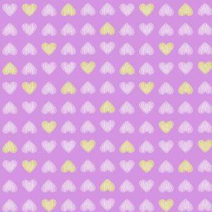 Believe By Michael Miller - Lavender