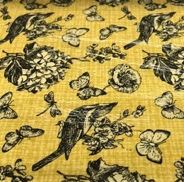 Sew Vintage Garden By Contempo - Antique