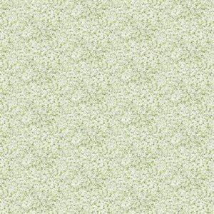 A Wildflower Meadow By Jackie Robinson For Benartex - Green