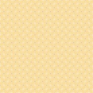 Meadow Dance By Contempo Studio For Benartex - Yellow