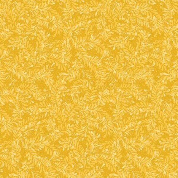 Sunshine Garden By Cheryl Haynes For Benartex - Yellow