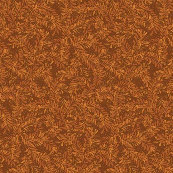 Crafty Cats By Cheryl Haynes For Benartex - Dark Cinnamon