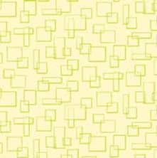 Modern Marks By Contempo Studio For Benartex - Cream/Lime