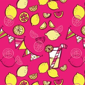 Lemon Squeezy By Contempo - Hot Pink