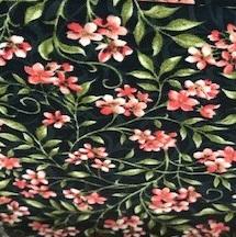 Bluebird Gathering By Jackie Robinson - Navy/Pink