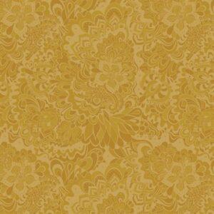Jubilee By Contempo Studio For Benartex - Gold