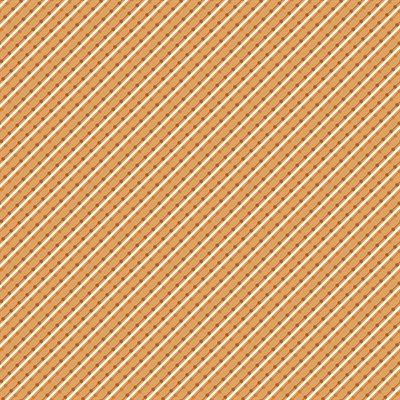Home Grown By Nancy Halvorsen For Benartex - Orange