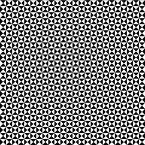 Gridwork By Contempo Studio For Benartex - Black/White