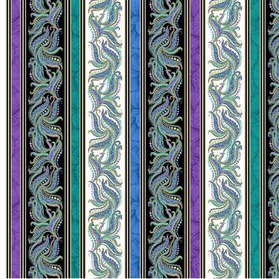 Horsen Around By Ann Lauer For Benartex - Multi