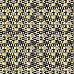 Limoncello By Kanvas Studio - Yellow/Charcoal