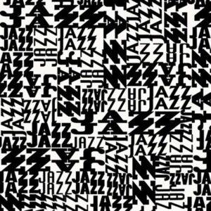 That's Jazz By Kanvas - Black/White