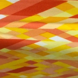 Sun Burst By Kanvas Studio For Benartex - Yellow