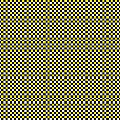 Bumble Bumble By Kanvas For Benartex - White/Black/Yellow