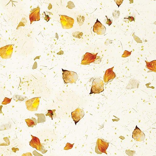 Natural Beauty By Kanvas Studio For Benartex - Cream