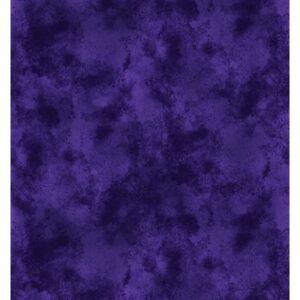 New Hue/Pansy Noir By Kanvas Studio For Benartex - Purple