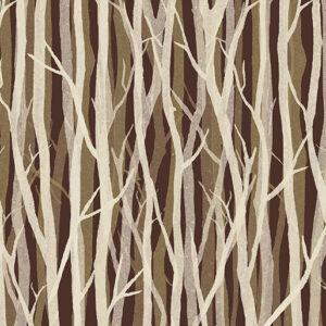 Into The Woods Ii By Kanvas Studio For Benartex - Light Brown