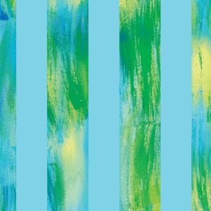 Sun Burst By Kanvas Studio For Benartex - Light Blue
