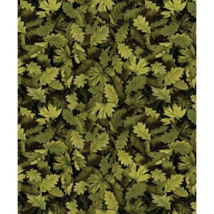 Nature Walk By Kanvas Studio For Benartex - Leaf Green