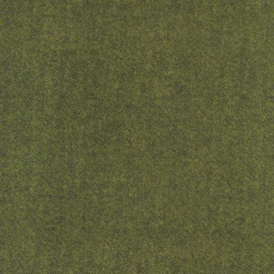 Winter Wool Flannel By Cheryl Haynes For Benartex - Green