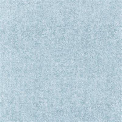 Winter Wool Flannel By Cheryl Haynes For Benartex - Lt. Turquoise