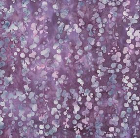 Oasis Batiks By Mckenna Ryan For Hoffman - Hyacinth