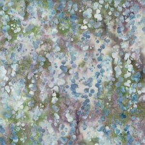 Oasis Batiks By Mckenna Ryan For Hoffman - Stone Green