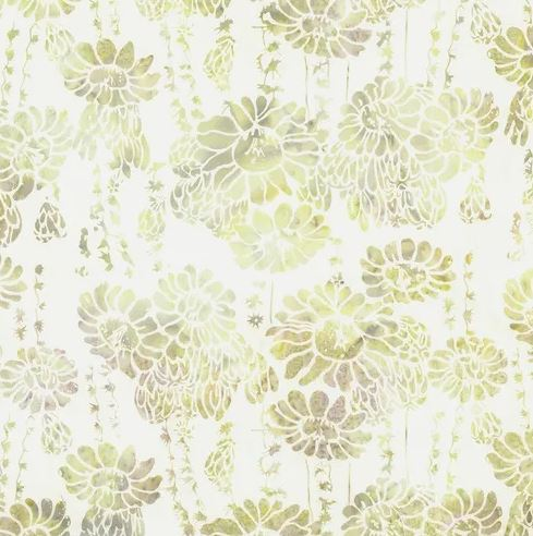 Oasis Batiks By Mckenna Ryan For Hoffman - Parchment
