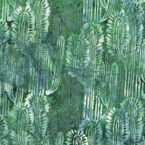 Oasis Batiks By Mckenna Ryan For Hoffman - Emerald