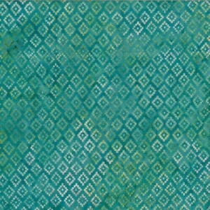 Oasis Batiks By Mckenna Ryan For Hoffman - Turquoise