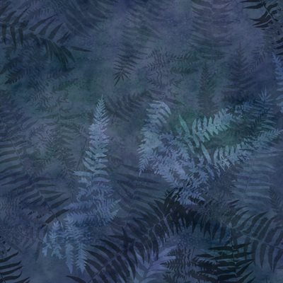 Painted Forest Digital Print By Mckenna Ryan For Hoffman - Moonstruck