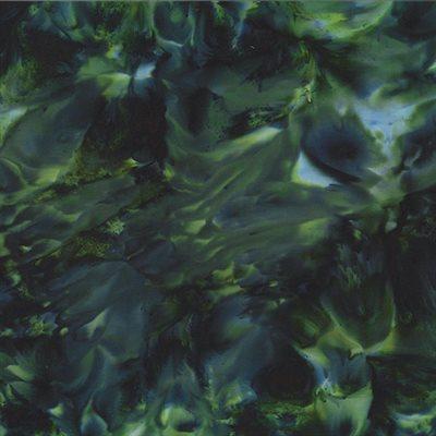 Bali Batiks By Hoffman - Black/Jade