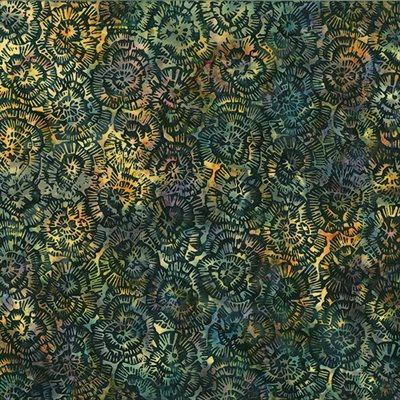 Bali Batiks By Hoffman - Global Spice
