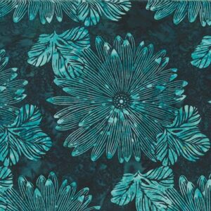 Bali Batiks By Hoffman - Seamist