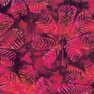 Bali Batiks By Hoffman - Strawberry Daiquiri