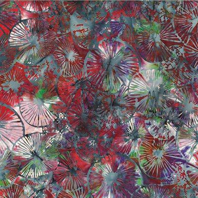Bali Batiks By Hoffman - Peridot