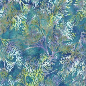 Bali Batiks By Hoffman - Sea Urchin