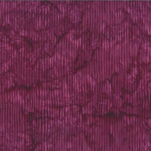 Bali Batiks By Hoffman - Burgundy