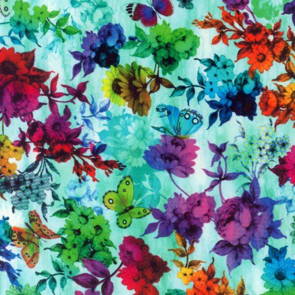 Trapezium By Hoffman - Blossom
