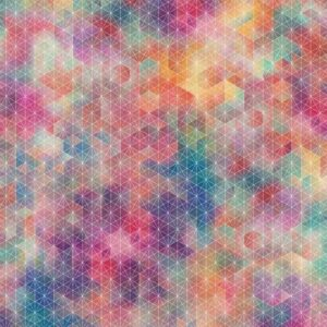 Supernova Digital Print By Hoffman - Prism