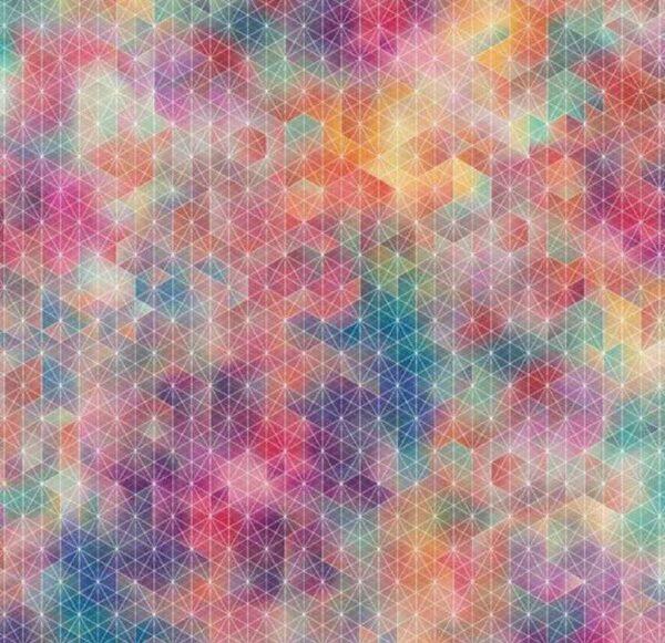 Supernova Digital Print By Hoffman - Prism