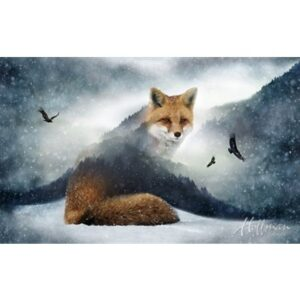 Call Of The Wild Digital Print By Hoffman - Fox