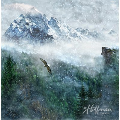 Call Of The Wild Digital Print By Hoffman - Aspen