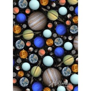 Out Of This World Digital Print By Hoffman - Celestials